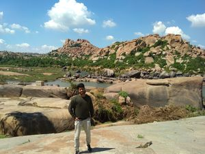 Hampi - A Place to fall in love with. (Part I)