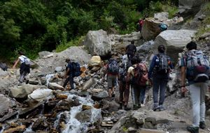 Har Ki Dun Trek (In pictures)