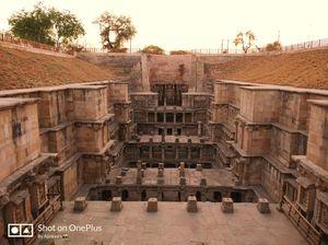Rani ki Vav (Queen's stepwell)