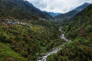 Changu lake,north sikkim