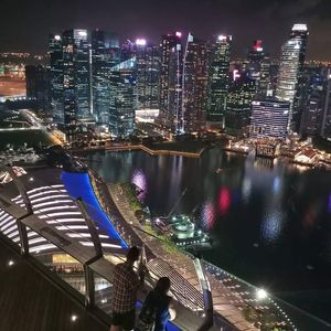 Sands SkyPark Observation Deck, Singapore