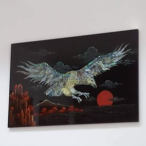 Mother of Pearl Shell Art work  Vietnam