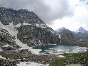 Gadsar Lake 1/4 by Tripoto