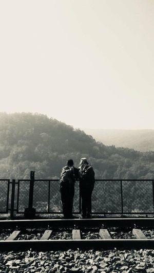 Strangers with memories. #StrangerToFriend