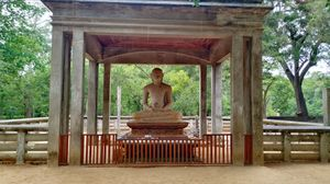 Anuradhapura - Ancient capital of Sinhala from 4BC - 11 AD