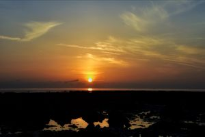 Admirable Dawn and Dusk in Andamans