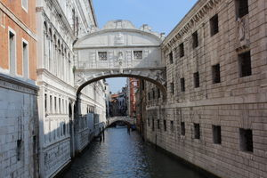 "Italian Diary Part - 2 ""Venice – The land of Bridges and Gondolas"""