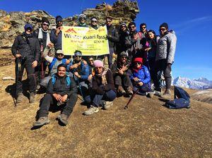 Winter Kuari Pass Trek: - An Amazing Experience of my Life