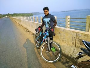 Solo Cycling on the West Coast Road: Karwar to Kundapura
