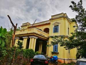 Mansion 1907, A Perfect Hostel for Nomads is only a kilometer away from Mysore Palace#ihearthostels