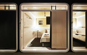 An Ultra Modern Pod hotel is all set to make its way into Mumbai Central Railway Station