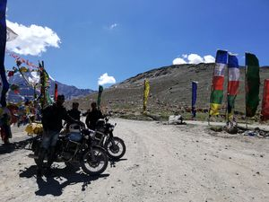 3 Guys, 2 Bullets, 1 Epic and Adventurous Bike ride of a Lifetime to Spiti Valley#bestof2018