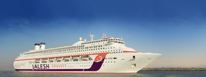 Hop on to this Multi-Destination Luxury Cruise called Jalesh for your next Exotic Getaway on Ocean!!