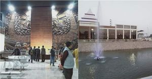 Manduadih Railway Station in Varanasi gets a Modern Touch and turns World Class!