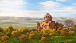 Monastery trailing in Armenia - Top 5 breathtaking monasteries you cannot afford to miss