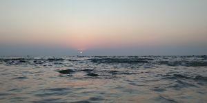 Sunset at Neil island