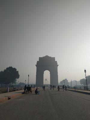 A day trip to delhi