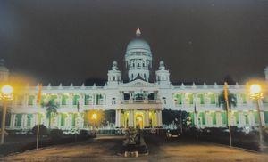 Exploring Mysore - The Lalita Mahal & other wonders!