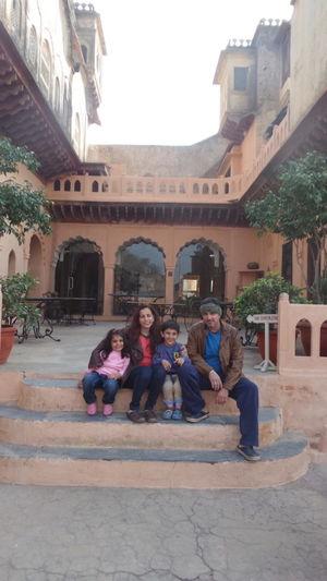 Discovering Neemrana Palace & Kumbhalgarh Fort