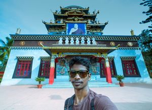 Madikeri Golden Temple 1/undefined by Tripoto