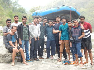 North Sikkim for college students