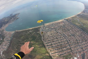 World's Best Sky Diving Experience in Spain   16000 Ft