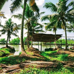 Kanthari.  Lake view.  Famous for spices