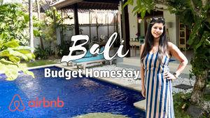 Bali Budget AirBnB Villa