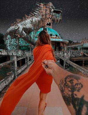 The Spookiest Spot in Vietnam- ABANDONED WATER PARK (Thuy Tien Water Park)