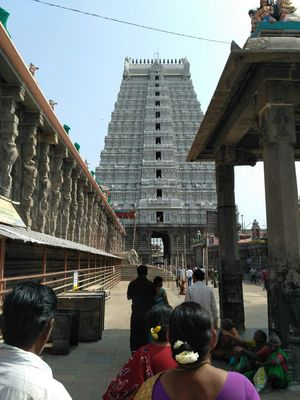 A Devotional Drive to Tamil Nadu