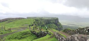 Exploring Forts : Korigad