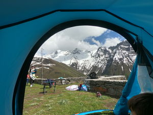 Best Camping Location in Pangi Valley | Hudan | Nature: High Altitude | Requires: winter gears