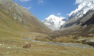 PEAK: SERSANK LA (SHIV SHANKAR), PANGI VALLEY- Elevation: 6,050 meters |