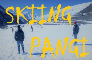How to approach Pangi Valley in winter | Experience  the snow bound life |