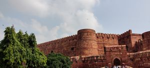 Amazing Trip to Agra Red Fort