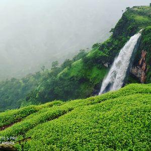 Lingmala waterfall,mahabaleshwar