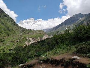 Sonprayag starting point to Kedarnath Dham