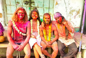 Same Year - Holi in Pushkar and Mathura-Vrindavan