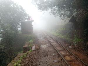 In Matheran's Mist