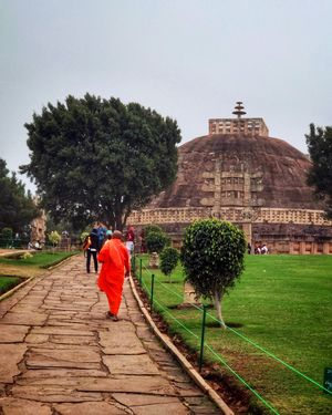 Sanchi Stupa, Near Bhopal