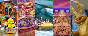 Best Theme Parks in Dubai and Abu Dhabi