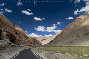 Mountains are pleasure if you drive with leisure...!!