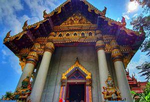Gems of Buddhgaya: The Wat Thai