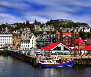 Oban – You may fall in love!!!
