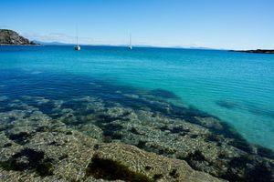 Less Visited Beach - Camaras Diach
