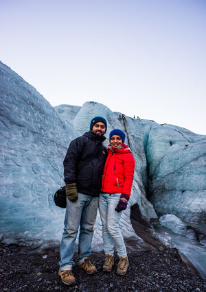 Sólheimajökull Glacier – A Small Walk