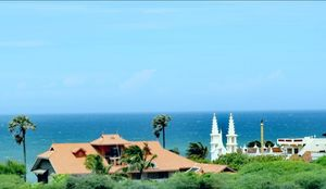 Sea View from Beach Road @Kanyakumari