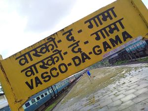 Vasco da gama, goa
