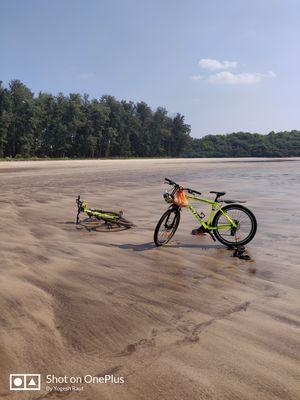 1000 Km cycling | Goa to Mumbai | via Kokan Beaches
