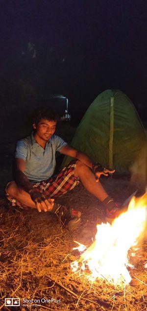 Night trekking to Sahyadri #NearDeathExperience